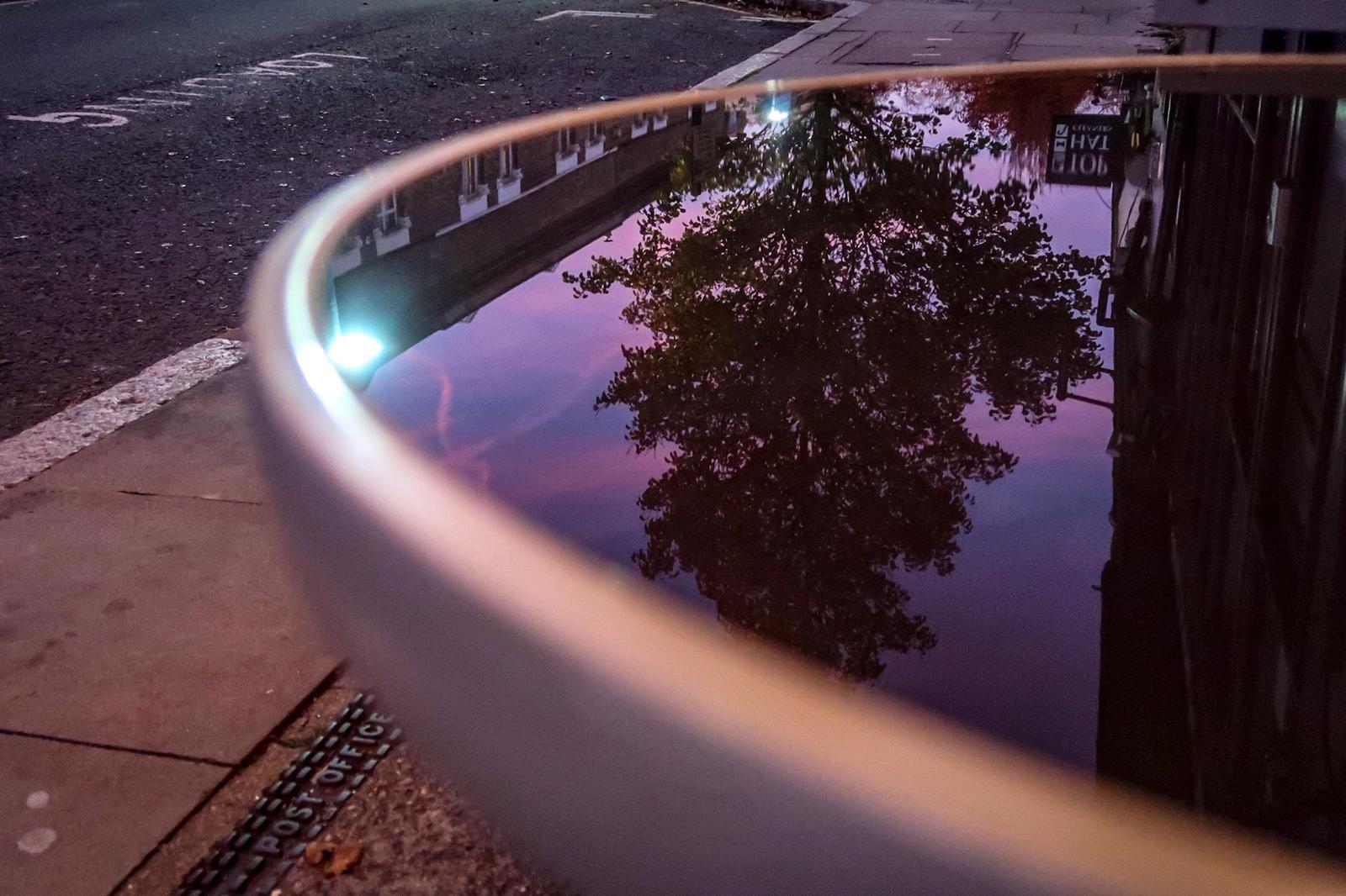 January – Reflections: Sky